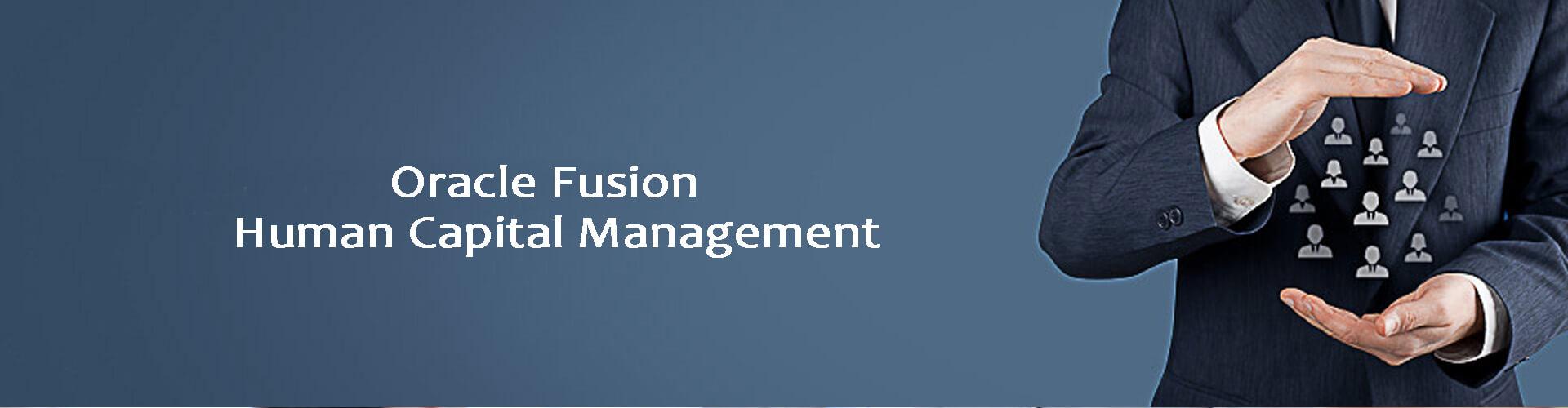 Human Capital Management | Oracle Services | Principle Info-Tech